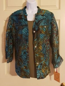 Ruby Rd. blouse size 16